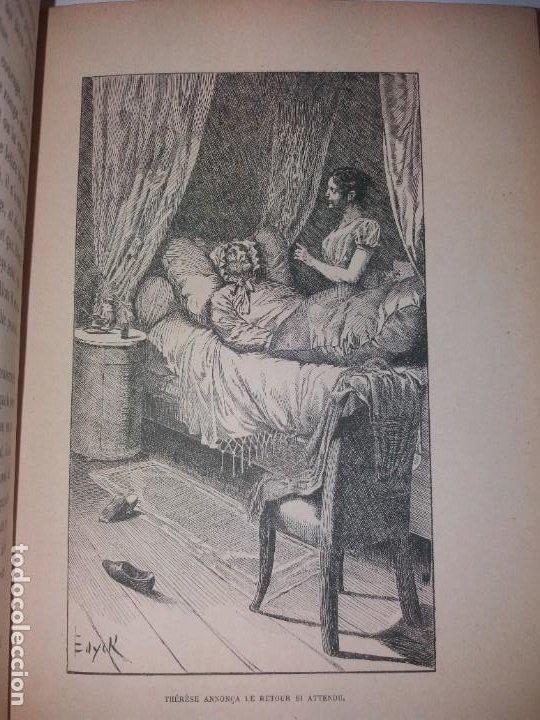 Libros antiguos: BONITO LIBRO 1890 LA VIVANDIERE NOVELA HISTORICA SOBRE NAPOLEON - Foto 27 - 193792067