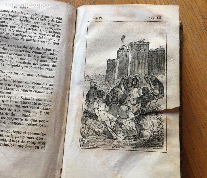 Libros antiguos: EL SEÑOR DE BEMBIBRE, 20 Laminas, grabados LEER - Foto 2 - 194129601