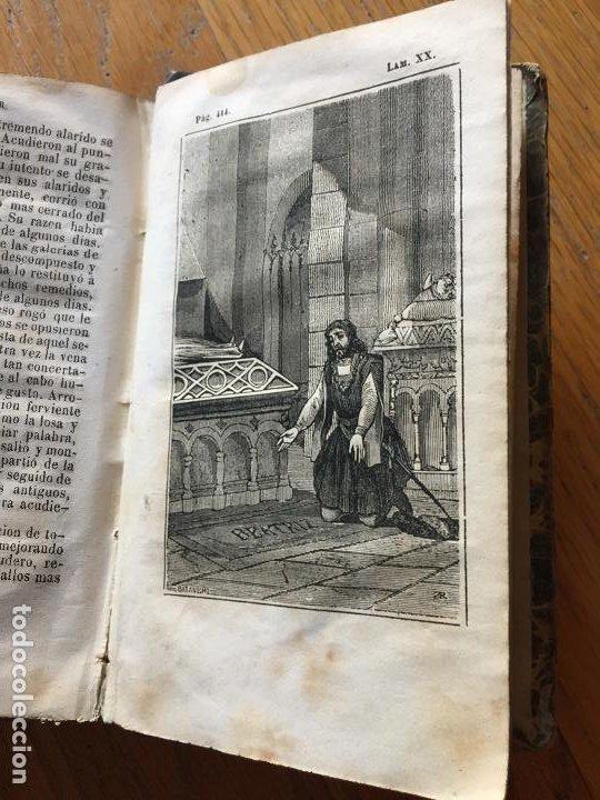Libros antiguos: EL SEÑOR DE BEMBIBRE, 20 Laminas, grabados LEER - Foto 4 - 194129601