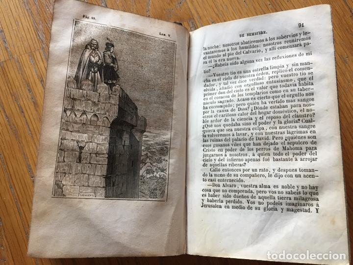 Libros antiguos: EL SEÑOR DE BEMBIBRE, 20 Laminas, grabados LEER - Foto 6 - 194129601