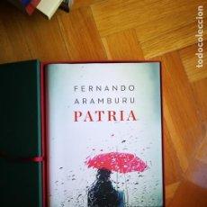 Libros antiguos: FERNANDO ARAMBURU - PATRIA EDICION CONMEMORATIVA. Lote 194185317