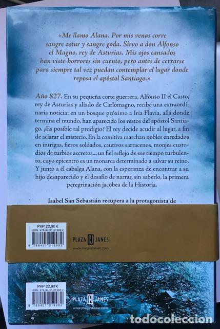 Libros antiguos: La Peregrina - Foto 2 - 194206255