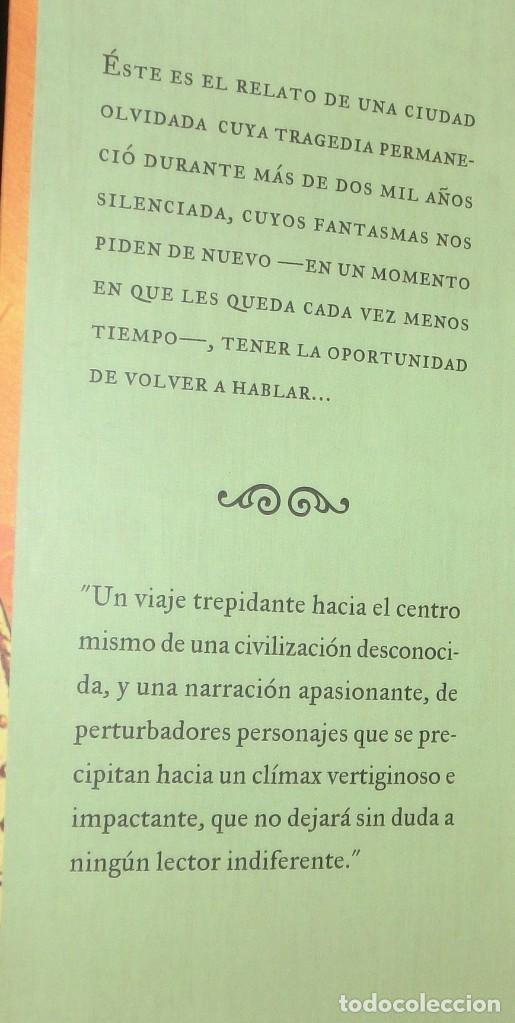 Libros antiguos: CARTAGO EL IMPERIO DE LOS DIOSES - EMILIO TEJERA PUENTE [LIBRO NUEVO]...en librerías 19.95€ - Foto 3 - 194231002
