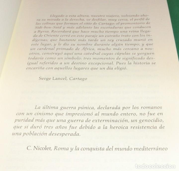 Libros antiguos: CARTAGO EL IMPERIO DE LOS DIOSES - EMILIO TEJERA PUENTE [LIBRO NUEVO]...en librerías 19.95€ - Foto 4 - 194231002