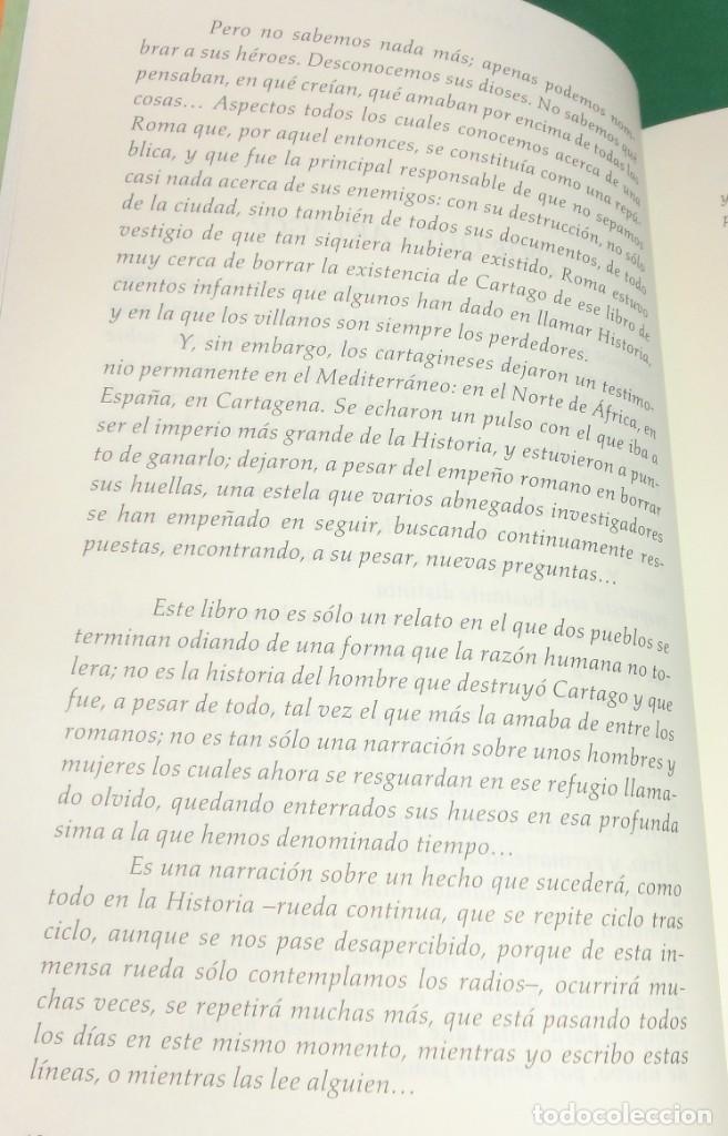 Libros antiguos: CARTAGO EL IMPERIO DE LOS DIOSES - EMILIO TEJERA PUENTE [LIBRO NUEVO]...en librerías 19.95€ - Foto 6 - 194231002