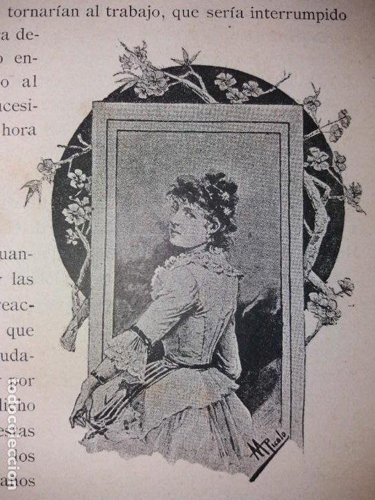 Libros antiguos: LOS HOGARES FRIOS - Foto 7 - 194340407