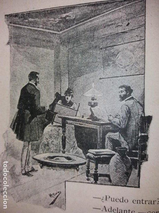 Libros antiguos: LOS HOGARES FRIOS - Foto 8 - 194340407
