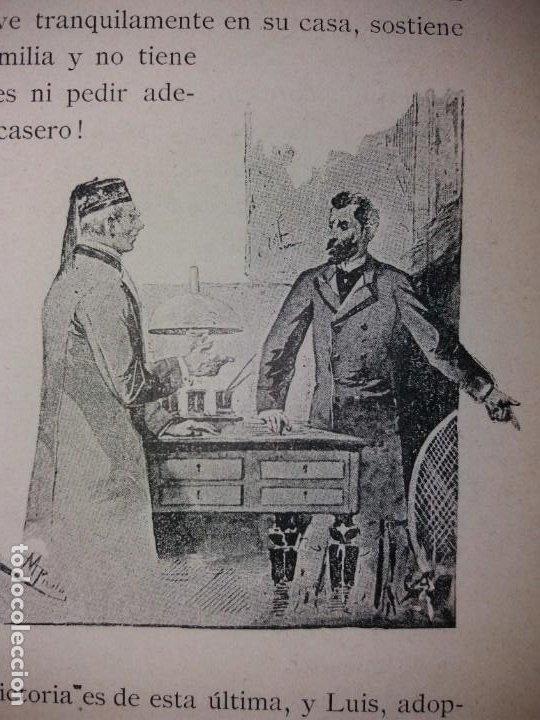 Libros antiguos: LOS HOGARES FRIOS - Foto 12 - 194340407