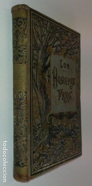 Libros antiguos: LOS HOGARES FRIOS - Foto 75 - 194340407