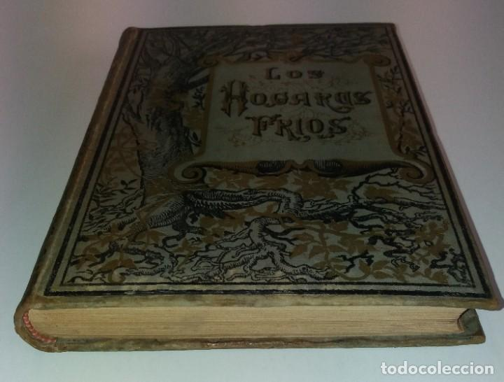 Libros antiguos: LOS HOGARES FRIOS - Foto 71 - 194340407