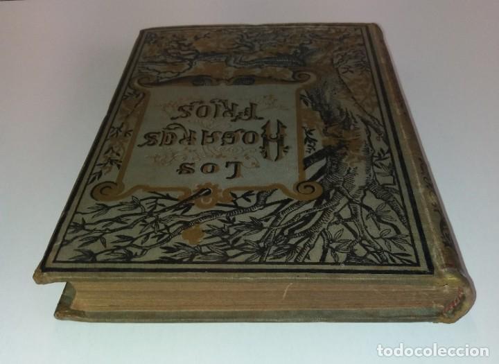 Libros antiguos: LOS HOGARES FRIOS - Foto 76 - 194340407