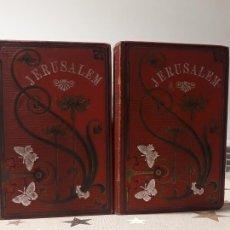Libros antiguos: JERUSALÉM D. S. MOBELLAN AÑO 1876. Lote 194640216