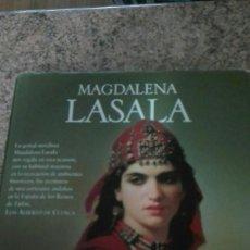 Libros antiguos: LA CORTESANA DE TARIFAS MAGGDALENA LASALA. Lote 194710940