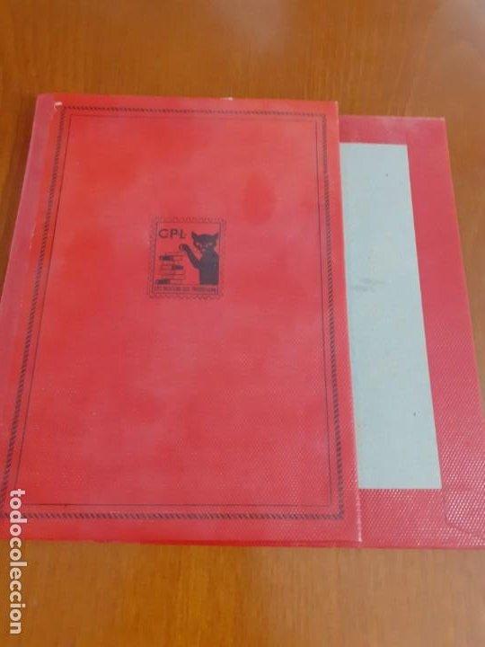 Libros antiguos: lote 6 ejemplares de la Coleccion Popular Literaria y tapas para encuadernar de la epoca - Foto 6 - 195092700