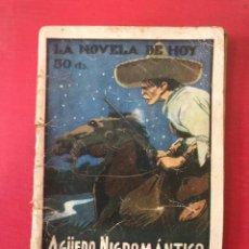 Libros antiguos: VALLE-INCLÁN. AGÜERO NIGROMÁNTICO. MADRID 1926.. Lote 195094187