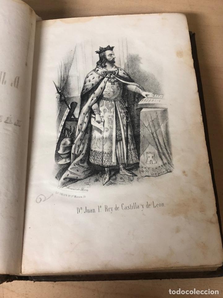 Libros antiguos: D.JUAN I DE CASTILLA O LAS DOS CORONAS POR D.JOSÉ RIBOT Y FONTSERE MADRID 1852 - Foto 2 - 195145333