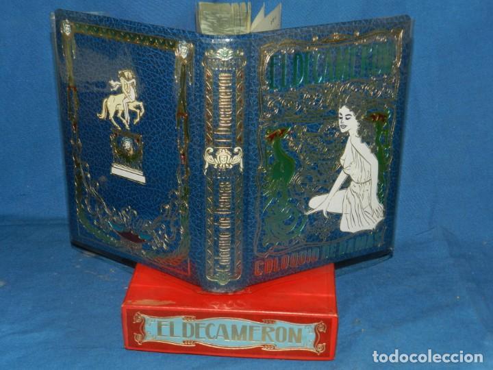 (MLIT) GIOVANNI BOCCACCIO - EL DECAMERÓN PIETRO ARETINO COLOQUIO DE DAMAS LA CORTESANA 1971 (Libros antiguos (hasta 1936), raros y curiosos - Literatura - Narrativa - Novela Histórica)