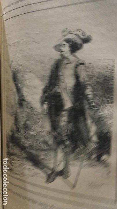 Libros antiguos: Los tres mosqueteros, Alejandro Dumas, edicion ilustrada 1859. - Foto 9 - 195242308