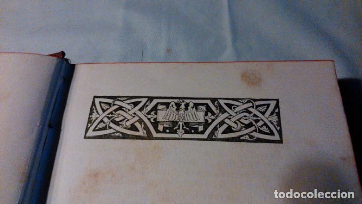 Libros antiguos: LA HIJA DEL REY DE EGIPTO- JORGE EBERS- DIBUJOS A PLUMA APELES MESTRES - 1881- TOMOS I Y II - Foto 6 - 195337812