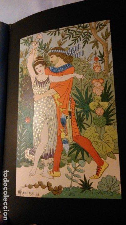 Libros antiguos: LA HIJA DEL REY DE EGIPTO- JORGE EBERS- DIBUJOS A PLUMA APELES MESTRES - 1881- TOMOS I Y II - Foto 9 - 195337812