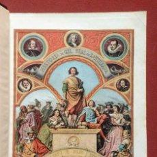 Libros antiguos: GIL BLAS DE SANTILLANA. VOL. 1 - MR. LESAGE - TRADUCCION PADRE ISLA - APROX. 1900.. Lote 198281922
