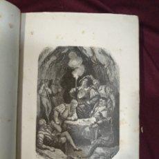 Libros antiguos: EL PAJE DEL DUQUE DE SABOYA, 1862, ALEJANDRO DUMAS.. Lote 199205223