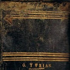 Libros antiguos: RAMON ORTEGA Y FRIAS: LA POLITICA Y SUS MISTERIOS, TOMO 4: EL LIBRO DE SATANAS. Lote 199946093
