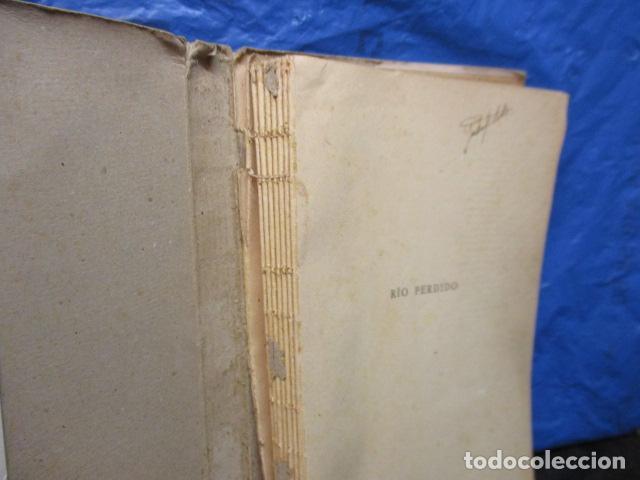 Libros antiguos: RIO PERDIDO 1933 - Grey,Zane - Foto 6 - 202522140