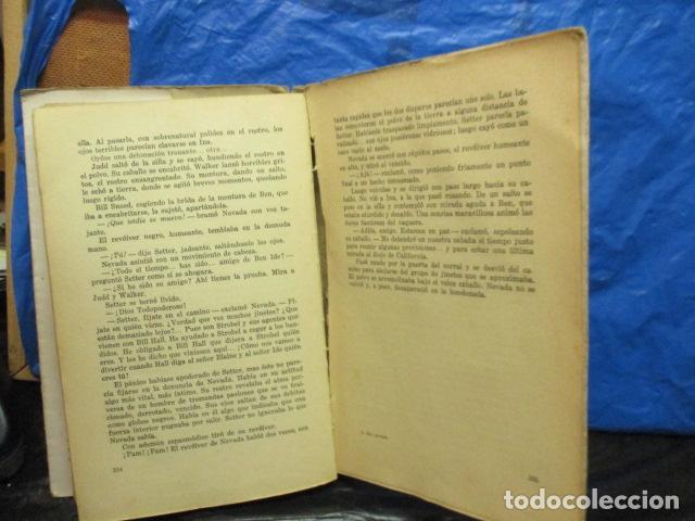 Libros antiguos: RIO PERDIDO 1933 - Grey,Zane - Foto 9 - 202522140