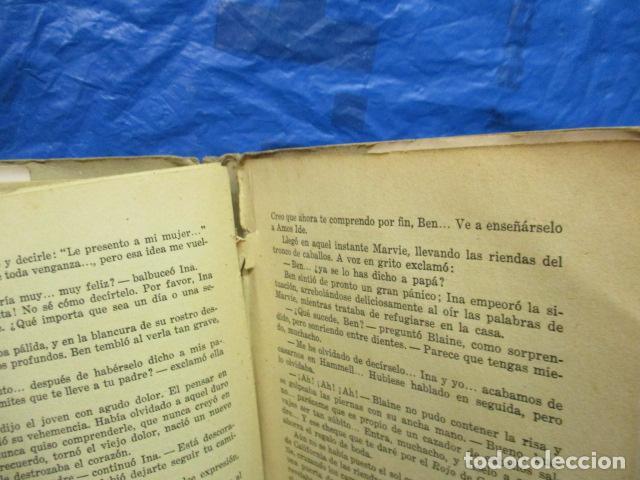 Libros antiguos: RIO PERDIDO 1933 - Grey,Zane - Foto 10 - 202522140