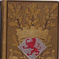 Libri antichi: PEREZ GALDÓS: EPISODIOS NACIONALES. TOMO I. 1ª EDICIÓN ILUSTRADA. (LA GUIRNALDA. 1882). Lote 203428752