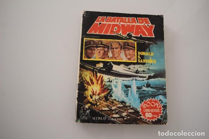 LA BATALLA DE MIDWAY (Libros antiguos (hasta 1936), raros y curiosos - Literatura - Narrativa - Novela Histórica)