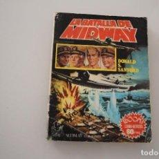 Libros antiguos: LA BATALLA DE MIDWAY. Lote 203785046