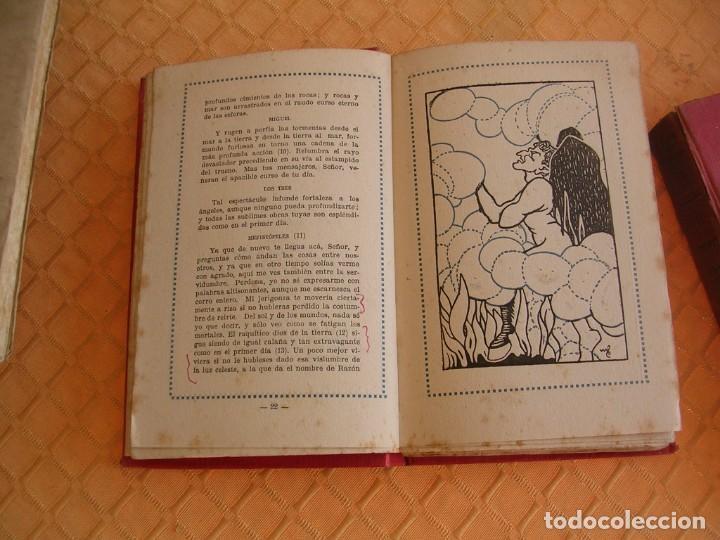 Libros antiguos: FAUSTO, GOETHE, EDITORIAL IBERICA, 1920, 2 TOMOS, ORNAMENTADA POR MANUEL FARRIOLS - Foto 3 - 204615696