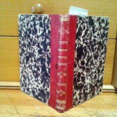 Libros antiguos: MARGARITA PUSTERLA. NOVELA HISTÓRICA. DIARIO DE ALCOY.1865. Lote 206972968