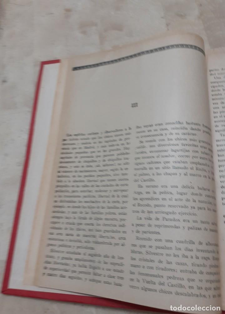 Libros antiguos: Aventuras, inventos y mixtificaciones de Silvestre Paradox Pio Baroja 1930 - Foto 3 - 208397913