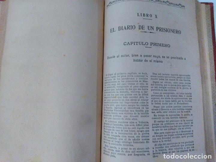 Libros antiguos: El Cura de Aldea de Enrique Pérez Escrich. Años 20 - Foto 4 - 208814875