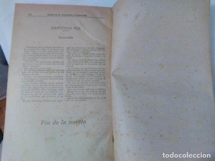 Libros antiguos: El Cura de Aldea de Enrique Pérez Escrich. Años 20 - Foto 7 - 208814875