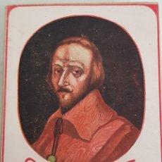 Libros antiguos: LIBRO, CINQ-MARS O UNA CONJURACIÓN EN EL REINADO DE LUIS XIII. Lote 208974175
