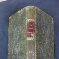 Libros antiguos: EL ADALID ALMOGAVAR. JOAQUIN GUICHOT. . SOCIEDAD EDITORIAL LA MARAVILLA 1864.. Lote 215708266