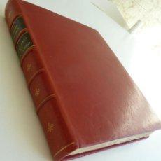 Libros antiguos: LARRETA, ENRIQUE - LA GLORIA DE DON RAMIRO- EDITORIAL VIAU Y ZONA (1929)- ENCUADERNADO EN PLENA PIEL. Lote 216921110