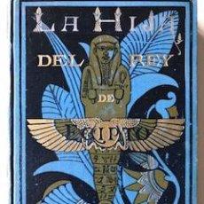 Libros antiguos: LA HIJA DEL REY DE EGIPTO, JORGE EBERS, TOMO 2. Lote 219123706