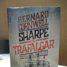 Libros antiguos: CORNWELL, BERNARD. - SHARPE EN TRAFALGAR. RICHARD SHARPE Y LA BATALLA DE TRAFALGAR, 21 DE OCTUBRE DE. Lote 222544503