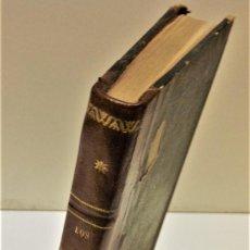 Libros antiguos: ALEJANDRO DUMAS ... LOS ESTUARDO ... 1845. Lote 222595428