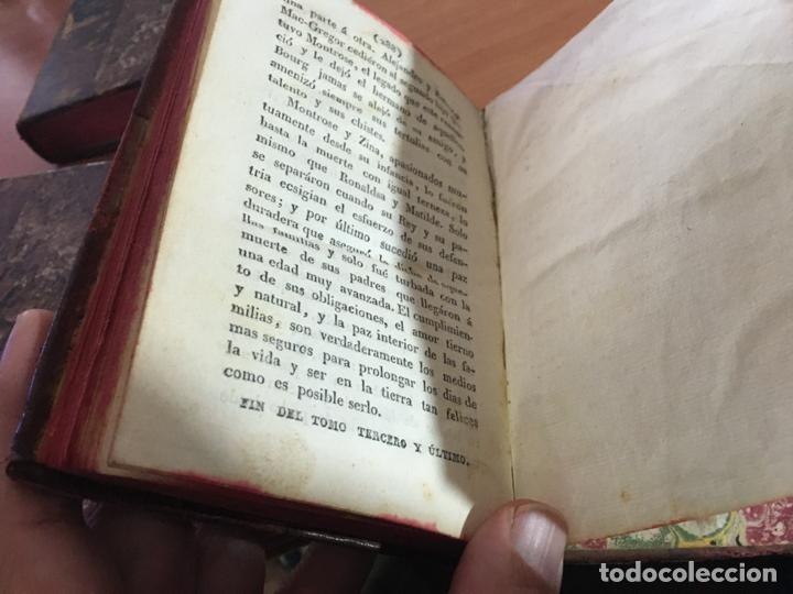 Libros antiguos: SAINT CLAIR O LOS DESTERRADOS A LA ISLA DE BARRA. COMPLETA EN TRES TOMOS AÑO 1828. (COIB153) - Foto 7 - 222642868