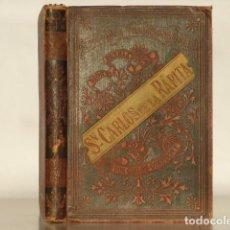 Livros antigos: CARLOS DE LA RÁPITA - CARLOS CONSTANTE - LA PROPAGANDA CATALANA 1884 - CARLISMO - GUERRAS CARLISTAS. Lote 222697641