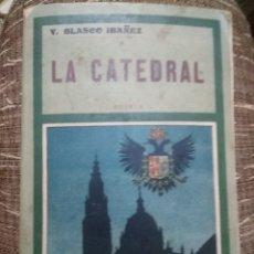 Livres anciens: LA CATEDRAL. Lote 223144670