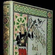 Libros antiguos: AÑO 1884. ROMANCERO SELECTO DEL CID. ILUSTRADO. PROL. MANUEL MILA Y FONTANALS.. Lote 223657191