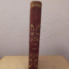 Libros antiguos: ALEJANDRO DUMAS - ANGEL PITOU 1851. Lote 224329455