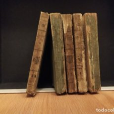 Libros antiguos: WALTER SCOTT - QUINTIN DURWARD. Lote 224333816
